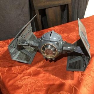 1979 Darth Vader TIE Fighter  Star Wars toy