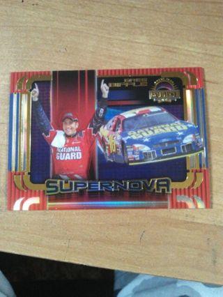06 Greg Biffle Supernova Card