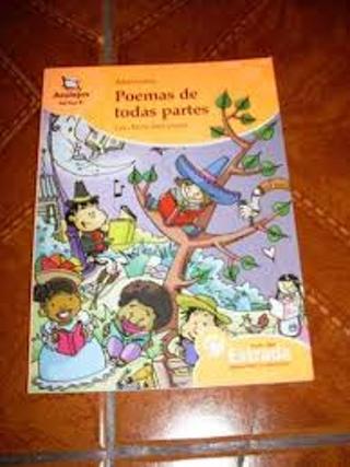 Poemas De Todas Partes. Antología. Azulejos Estrada (Used)