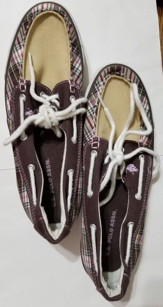 Ladies Harbor Deck Shoes