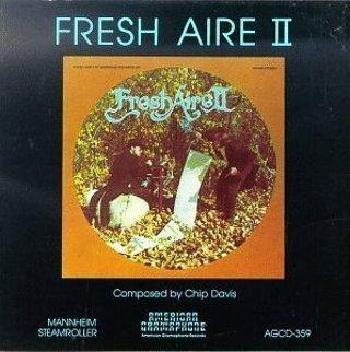Mannheim Steamroller  Fresh Aire II cd