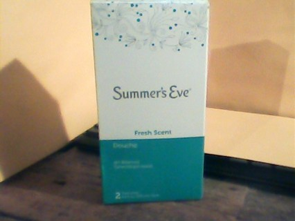 Summer Eve fresh scent