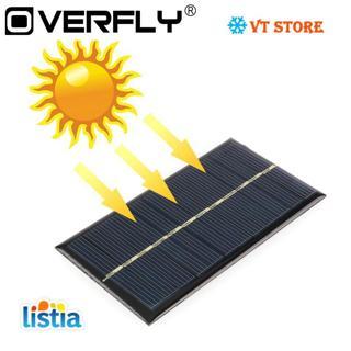 Free: Solar Panel 6V 12V Portable Module DIY Small Solar Panel for