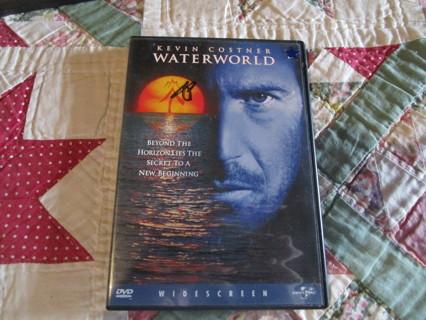 waterworld movie/dvd