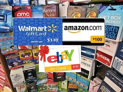 Free 100 Ebay Amazon Walmart Or What You Pick Gift Card Gift Cards Listia Com Auctions For Free Stuff