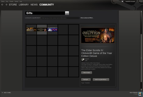 TES IV: Oblivion GotY Deluxe (PC) Steam Gift