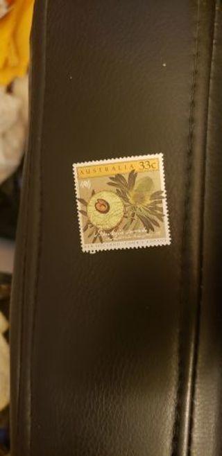 Australia stamp. Used