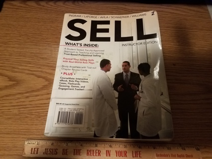 Sell 2 Whats Inside Instructor Ed