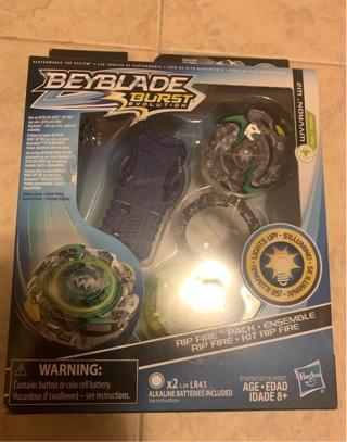 Beyblade Burst Evolution Wyvron W2 Brand New