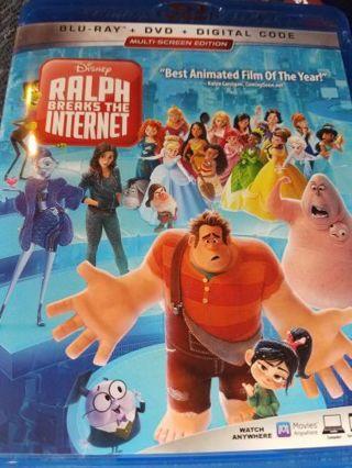Ralph breaks the internet digital copy