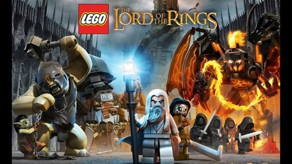 LEGO® The Lord of the Rings™ Steam Key
