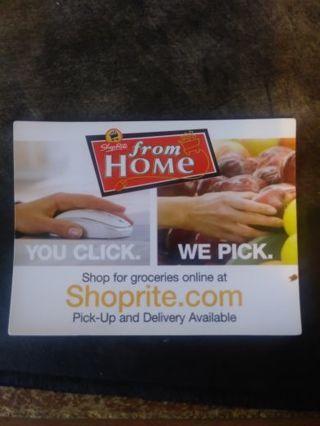 Shop Rite Magnet
