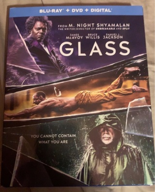 Glass movies anywhere HD Digital copy only