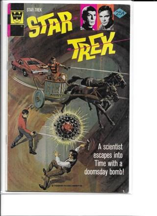 Star Trek  Whitman Comic #36,46,19 and 13
