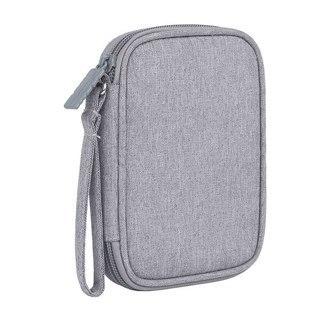 Portable External Hard Drive Case , Soft Travel Case for 2.5-Inch External Hard Drive HDD