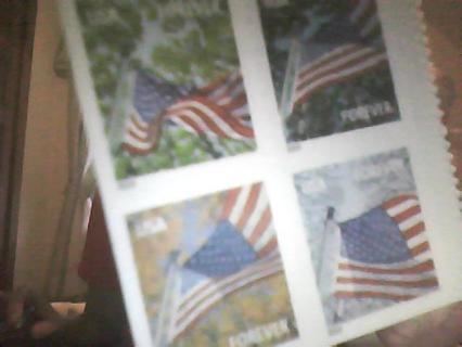 unused stamp