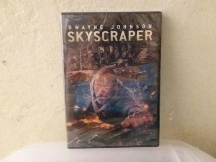 NEW Skyscraper Movie