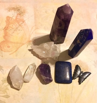 Lot Of Collectible Stones 8 pc.