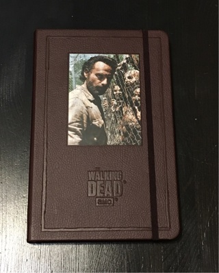 As seen on 'Talking Dead' - Rick Grimes Hardcover Ruled Journal!