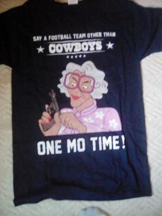 Dallas cowboys collectors shirt kids