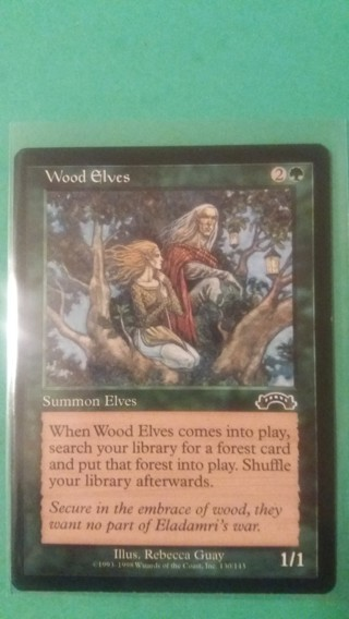 wood elves  free shipping