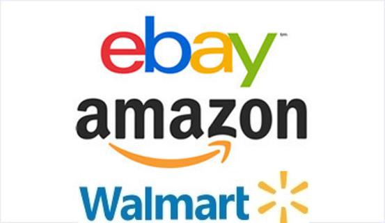 $100 Ebay/Amazon/Walmart Gift Card - GIN
