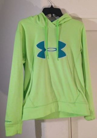 1 Under Armour Hoodie Sweatshirt FREE SHIPPING