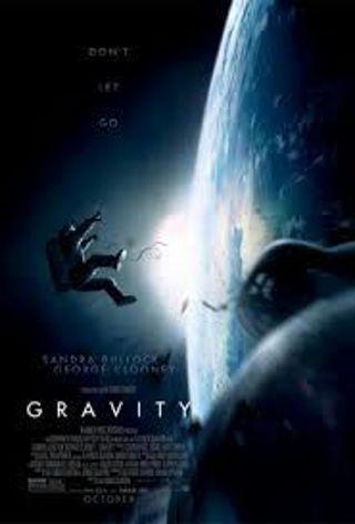 Gravity Uv code digital copy only ultraviolet