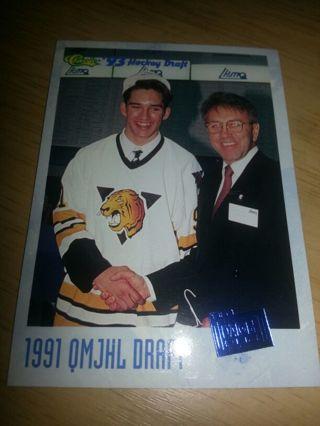 1991 QMJHL Draft