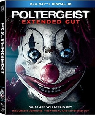POLTERGEIST EXTENDED CUT DIGITAL HD REDEMPTION CODE FOR ULTRAVIOLET OR ITUNES