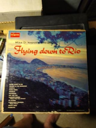 Mike Di Napoli's Trio Play: Flying Down To Rio