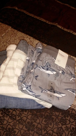 Boys Shorts-Size 6 and 6/7 all new