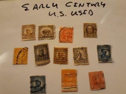 Early Century U.S. Used