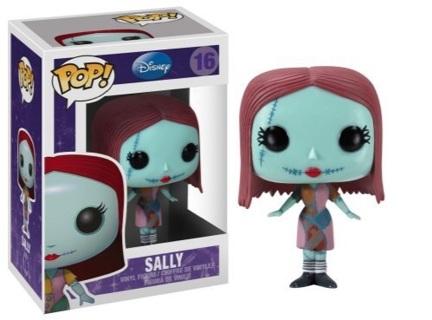 Funko Pop- Sally - Nightmare Before Christmas