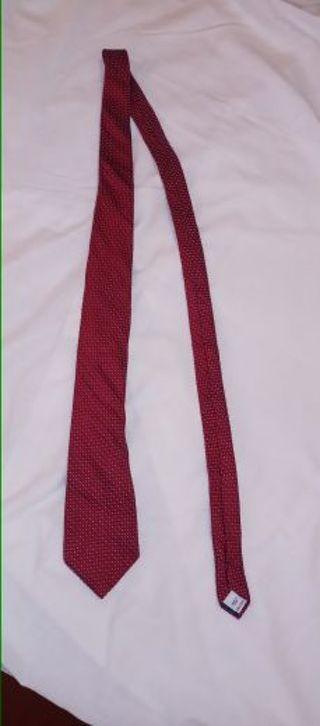 IZOD Red long tie
