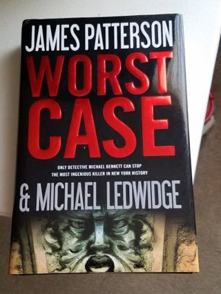 Worst Case - By James Patterson