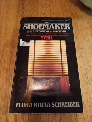 The Shoemaker by Flora Schreiber (paperback)