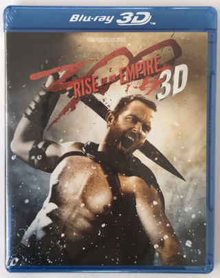 300:Rise of an Empire 2D or 3D Version 2014 Blu-ray Movie-New & Sealed