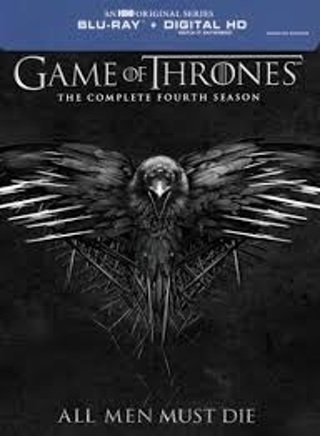 Game of Thrones Season 4 HD Redemption Code for iTunes or Ultraviolet