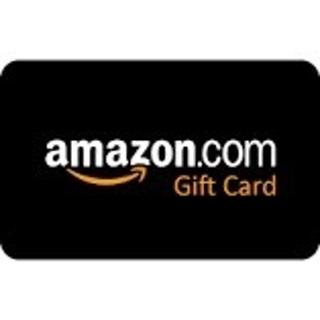 $5 Amazon e-gift card