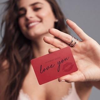 Victoria secret 25 gift card code