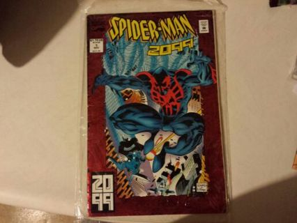 LOOK! SPIDERMAN 2099 FIRST ISSUE NOV. 1 1991 MINT CONDITION
