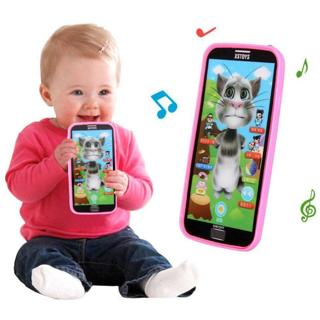 Kids Simulator Music Phone Touch Screen Kid Educational Learning Toy Gift GA