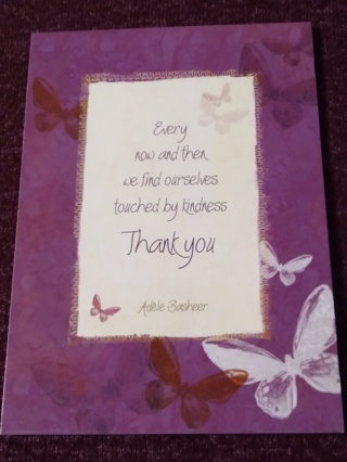 Thank You Notecards - Cherish