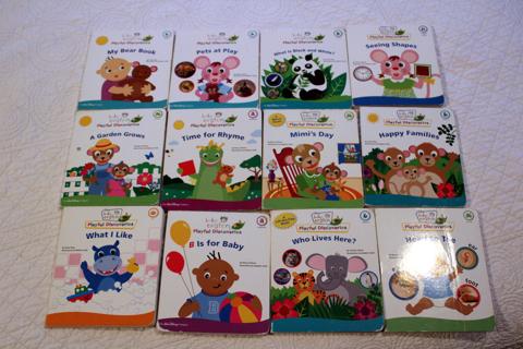 Lot of (12) Baby Einstein Books