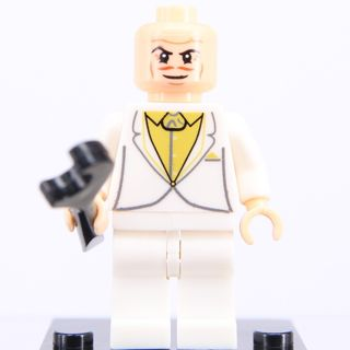 New Dr.Hank Pym Minifigure Building Toys Custom Lego