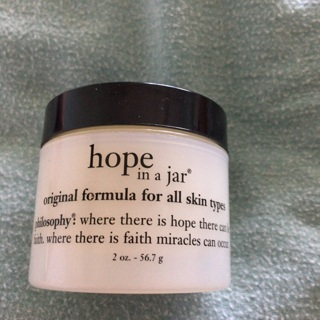 Philosophy Hope in a Jar- New/sealed