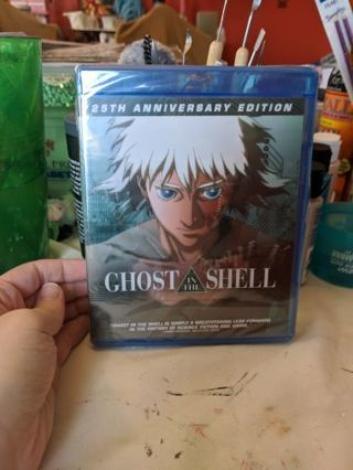 Ghost in the Shell 25th Anniversary Edition Blu Ray