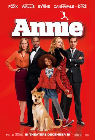 Annie (SD) (Movies Anywhere) VUDU, ITUNES, DIGITAL COPY