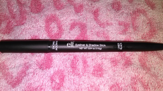 Elf  eyeliner & shadow stick